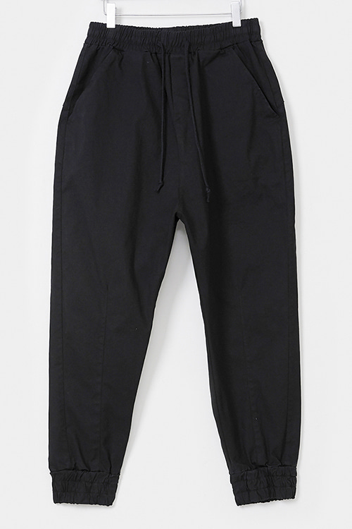 Washed Jogger Pants