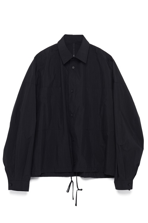 Oversized Big Pocket Shirt