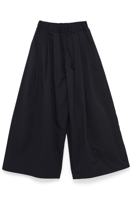 Banding Wide Pants