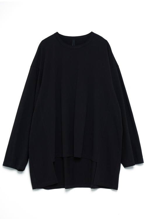 Big Square T-shirt [Black]