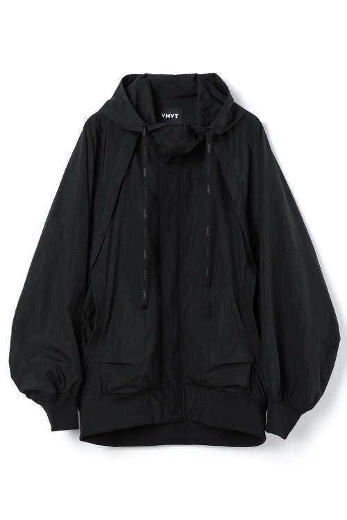 Hooded Windbreaker Jacket