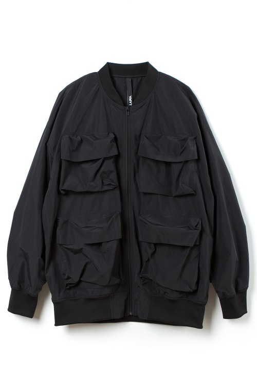 Big Pocket Windbreaker Jacket