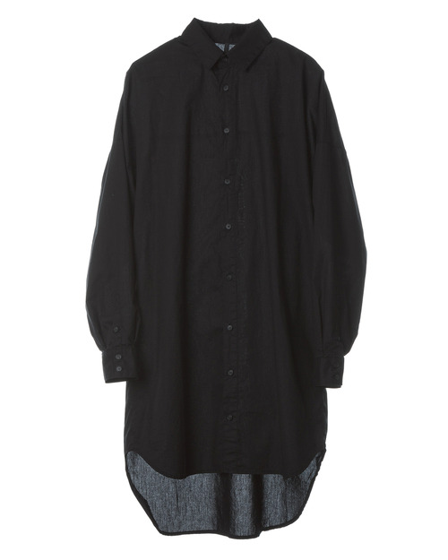 Boxy Long Shirt