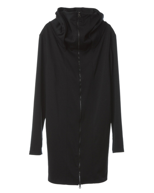 Ponte Long Zip-up